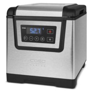 אמבט לבישול סו-ויד מבית Caso-Design SV 500