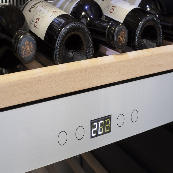 מקרר יין 137 בקבוקים CASO WineSafe 137 4