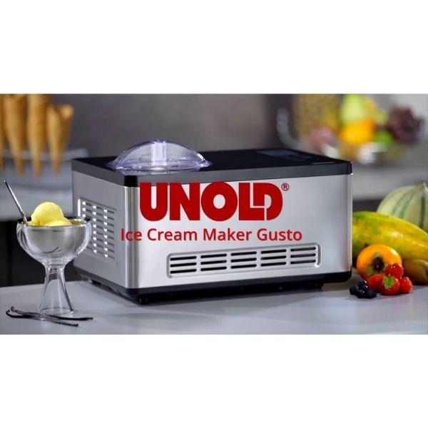 UNOLD Ice Cream Maker Gusto (8)
